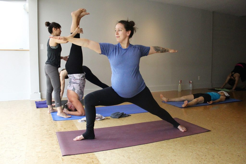 Pregnancy and Practice: The Paradigm Shift